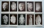 Lot de 28 cartes postales anciennes du Musée Guimet : 9x personnages et têtes Art gréco-bouddhique, 12x Art Khmer, 1x Tête de Hari Hara, 2x Civa, 1x ...