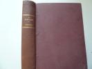 La Montagne. Revue Mensuelle du Club Alpin Français. 55e et 56e année complète, 1929-1930.. Rédacteur en chef : Maurice Paillon. Club Alpin Français.