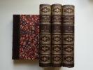 Anthologie des poètes français du XIXème siècle. 1762-1817 / 1818-1841 / 1842-1851 / 1852 à nos jours.  En 4 tomes. Complet. . T1 : André Chénier, ...