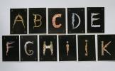 L'alfabeto di Erté. ERTE (Romain de Tirtoff)