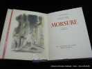 Morsure. Francis Carco. Illustrations de Dignimont.