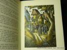 Conquête de la Bourgogne. Bois gravés en couleurs de Sauvayre.. Robert Bourget-Pailleron.Bois gravés en couleurs de Sauvayre.