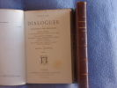 Dialogues et entretiens philosophiques. Voltaire