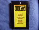 Tout Simenon 8 volumes( complet ). Simenon Georges