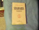 Stradivarius l'enchanteur. Georges Hoffmann