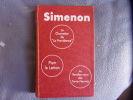 Le charretier La Providence-Pietr le Letton-au rv des Terre-Neuvas. Georges Simenon
