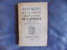 Voyages dans l'intérieur de l'Afrique tome II. Le Vaillant