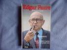 Mémoire 1- avoir toujours raison....c'est un grand tort. Edgar Faure