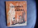 Légende des incas. Yvonne Pellegry