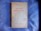 Heures immortelles 1914-1919. Charles Maurras