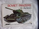 Soviet panzers in action.