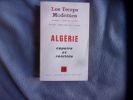 Algérie espoirs et réalités. Collectif