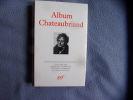Album Chateaubriand.