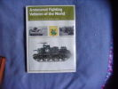 Armoured fighting vehicles of the world.