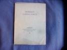 Poèmes choisis et traduits par Levis Mano. Federico Garcia Lorca