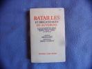 Batailles et brigandages en Auvergne. Froissart