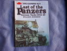 Last of the panzers. William Auerbach