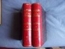 Théatre en 2 volumes et fin du tome 2 soutien de famille. Alphonse Daudet