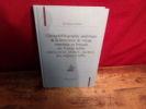 Chronobibliographie analytique de la littérature de voyage. Nivoelisoa Galibert