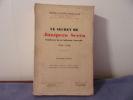 Le secret de junipero serra. deuxième volumel. Charles Piette