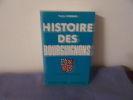 Histoire des bourguignons. Charles Commeaux