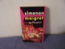 Maigret Au Picratt's. Georges Simenon