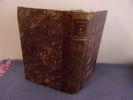 Oeuvres complètes tome 3 le génie du christianisme-les martyrs. Chateaubriand