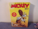 Album du journal de mickey n° 192.
