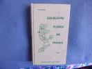 Les quatre flores de France Corse comprise-II atlas. Fournier
