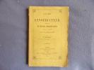 Guide de l'instructeur comprenant un recueil d'observations. Humbert