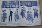 Paris qui chante. Revue hebdomadaire des concerts, théâtres, cabarets artistiques, music-halls. POLIN rédacteur en chef. Du N° 1(24 Janvier 1903) au ...