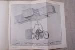 La conquête de l'air par l'aviation. Orthoptère et Aéroplane C. Bigot. Préface de M. Albert Mary.. BIGOT Clément