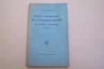 Quelques enseignements des Campagnes du Riff en matière d'aviation (1925-1926).. ARMENGAUD Général
