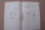 Instruction pour l'emploi d'un appareil photographique d'aviation semi-automatique (Type R.A.).