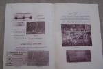 Bulletin du Service de la Photographie Aérienne aux Armées N°3 du 7 Janvier 1916. De l'étude des Organisations Allemandes par le moyen des ...