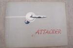VICKERS-ARMSTRONGS Ltd, SUPERMARINE WORKS:  ATTACKER. Chasseur haute performance, rérivé des avions Spitfire, Seafire et Spiteful..