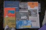 AVION AVIATION MILITAIRE: GROUPE DASSAULT-BREGUET Livret 36 pages, 1980. NORD AVIATION C.160 TRANSALL, Prospectus, 1967.  VICKERS-ARMSTRONGS:Viking Mk ...