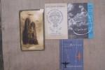 AVIATION AERONAUTIQUE: Documentation diverse: Journée Portes ouvertes à AVORD le 31 Mai 1982. COUPE DEUTSCH 1934 Arnous sur Caudron. Six lettres à ...