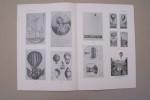 AEROSTATION (1627-1830) Catalogue d'une collection de livres gravures et autographes..