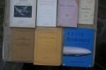 AEROSTATION: Edmond MAREY-MONGE: Etudes sur l'aérostation, Bachelier, 1847: Contient les planches I, II, III, V, VI, VII, IX. Manquent les planches ...