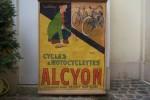 CYCLES ET MOTOCYCLETTES ALCYON par MARTIN O'MALLEY. O'MALLEY