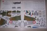 AVION DE CHASSE MORANE 406. Découpage LE MODELE EXACT Planche N° 14..