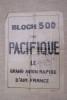 """BLOCH 300 Type PACIFIQUE """"Le grand avion rapide Air-France"""".."""