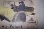 Mobiloil: La Femme au Volant. Comment elle peut se garantir de bien des ennuis.. GALLAND At.