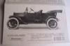 Description de la voiture légère STUDEBAKER 12-16 HP  1914..