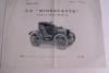 """La """"MINERVETTE"""" construite par MINERVA MOTORS Ltd Saison 1905.."""