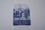 MOTOBLOC à Bordeaux: Modèles Salon 1923. Torpedo chassis Type R 10 HP, Coupé de Ville chassis Type 0 12 HP, Conduite intérieure chassis Type OD (Grand ...