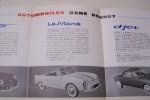 Automobiles René Bonnet à Champigny sur Marne:Missile, Le Mans, Djet..