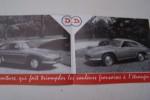 COACH D.B. 1957 Standard  Luxe. Caractéristiques..