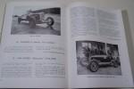 Cinquante ans de voitures de Grand Prix dans les collections Européennes. Salon de l'automobile Octobre 1962..